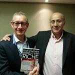 """Dominique Lopin et Olivier Seban, auteur du Best Seller, """"Tout le monde mérite d'être riche"""""""