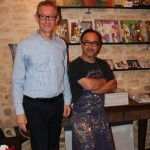 Dominique LOPIN et VANLUC Artiste-Peintre