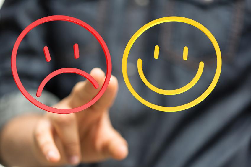 Soyez positif avec la diète médiatique. jechangemylife.com