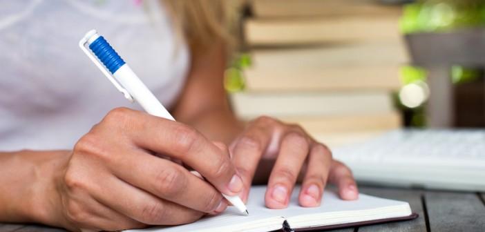 Cultivez votre bonheur en 3 mn chrono - Tenez un journal - jechangemylife.com