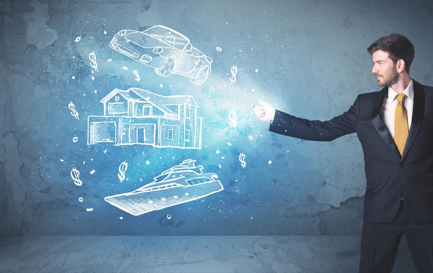 """Le """"Plan de Vie"""" est le moteur N°1 de l'enrichissement. jechangemylife.com"""