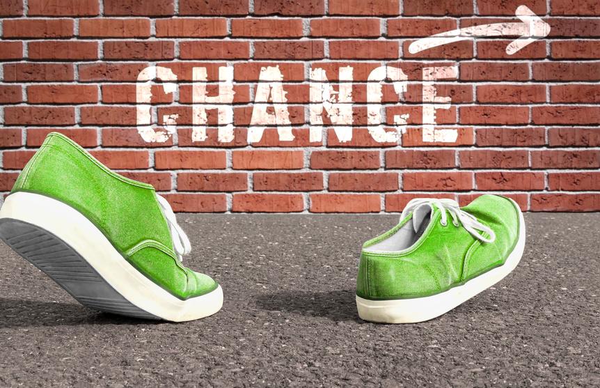 Pour activer la chance faites un premier pas vers votre rêve. jechangemylife.com